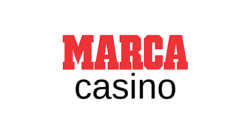 Marca casino logo