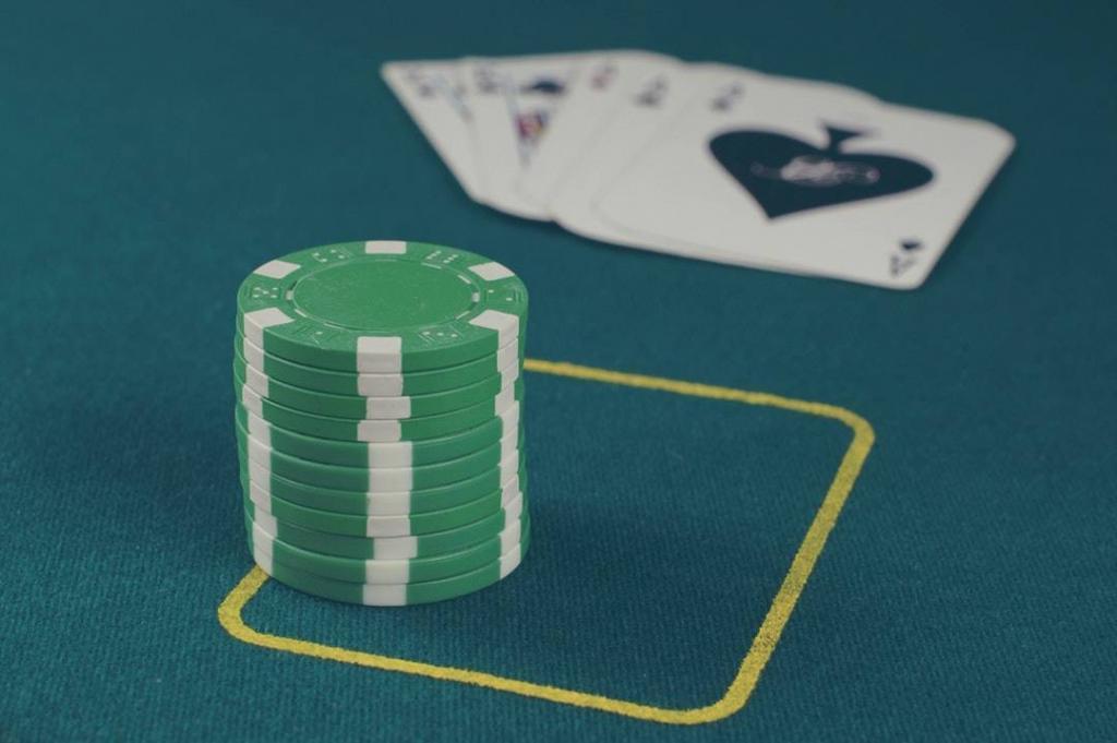 poker y fichas